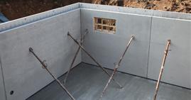 Paredes prefabricadas ht betontransportes s a for Paredes prefabricadas